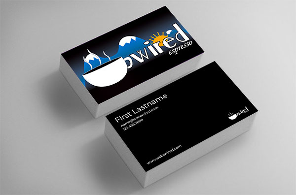 Wired Business Cards